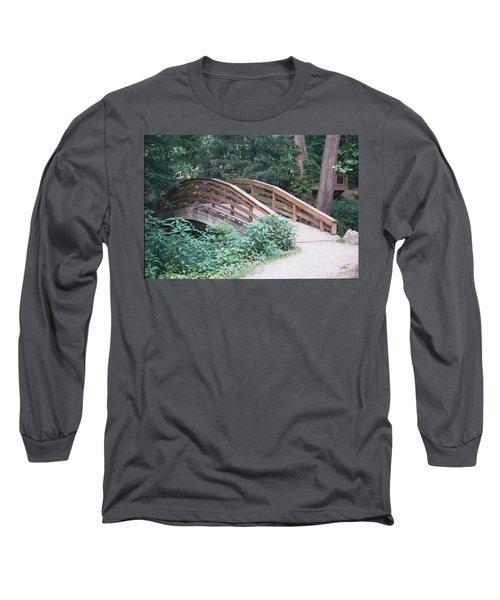 Arched Bridge Long Sleeve T-Shirt