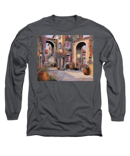 Archi A Toni Viola Long Sleeve T-Shirt