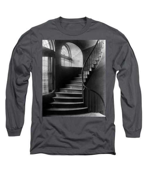 Arching Stairwell Long Sleeve T-Shirt