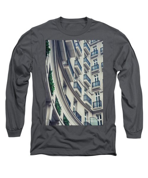 Architecture Background  Long Sleeve T-Shirt