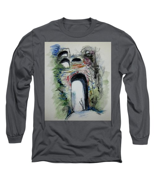 Arco Felice Napoli Long Sleeve T-Shirt