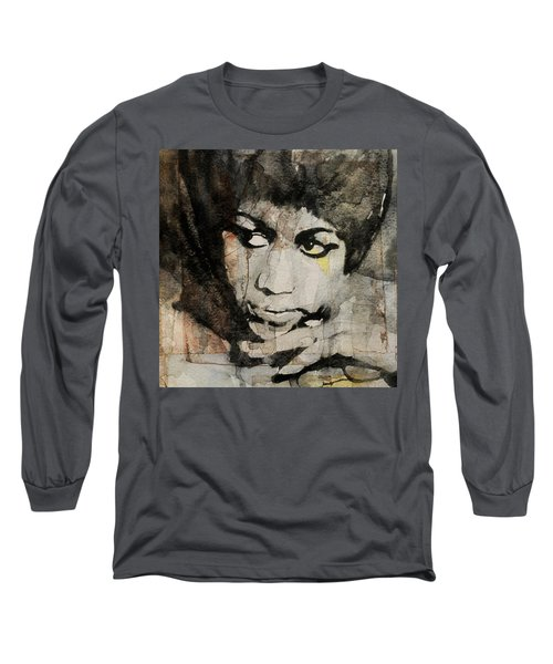 Aretha Franklin - Don't Play That Song For Me  Long Sleeve T-Shirt