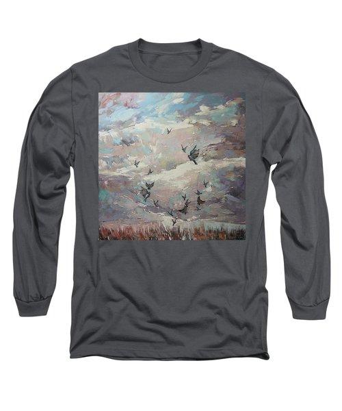 Arioso Long Sleeve T-Shirt