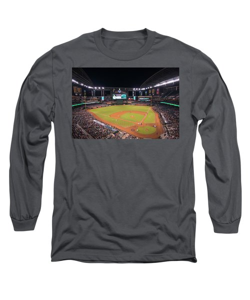 Arizona Diamondbacks Baseball 2591 Long Sleeve T-Shirt