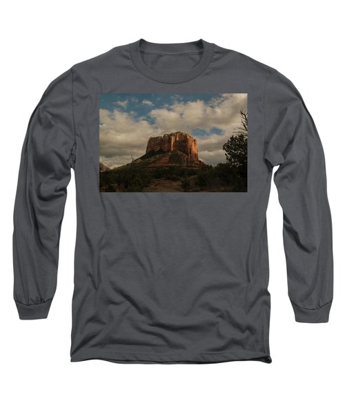 Arizona Red Rocks Sedona 0222 Long Sleeve T-Shirt