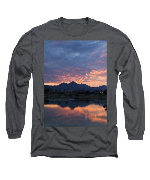 Arizona Sunset 2 Long Sleeve T-Shirt