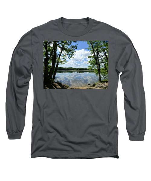 Arlington Reservoir Long Sleeve T-Shirt
