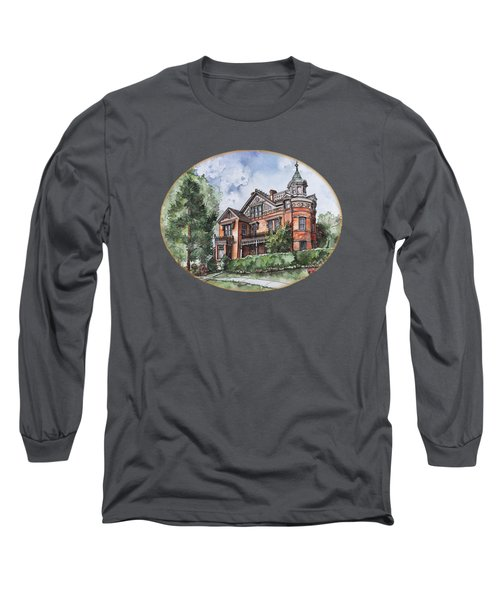 Armstrong Mansion Long Sleeve T-Shirt