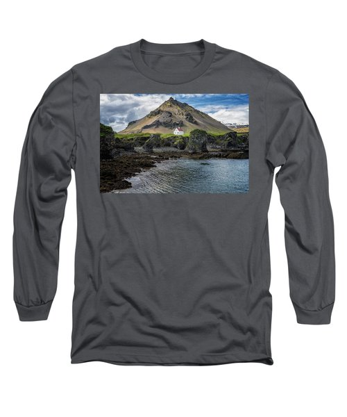 Arnarstapi House Long Sleeve T-Shirt
