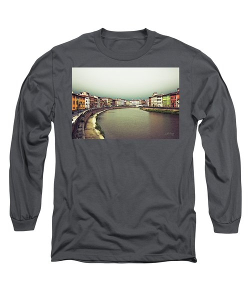 Arno Long Sleeve T-Shirt by Joseph Westrupp
