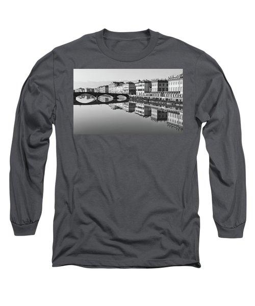 Arno Reflections 1 Long Sleeve T-Shirt