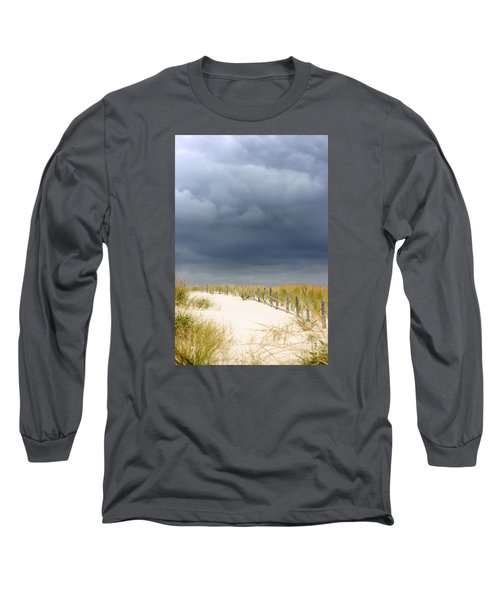 Long Sleeve T-Shirt featuring the photograph Around The Bend by Dana DiPasquale