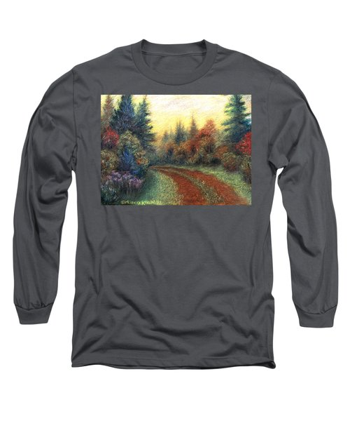 Around The Bend 01 Long Sleeve T-Shirt