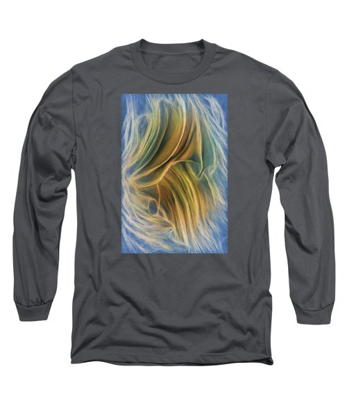 Arrhythmia And Blues Long Sleeve T-Shirt