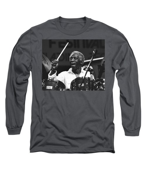 Art Blakey Long Sleeve T-Shirt