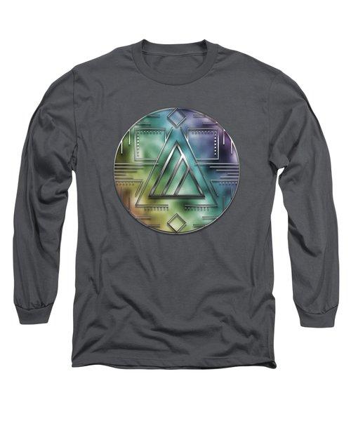 Art Deco - A Long Sleeve T-Shirt