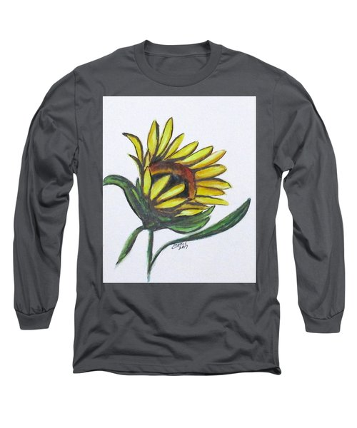 Art Doodle No. 22 Long Sleeve T-Shirt