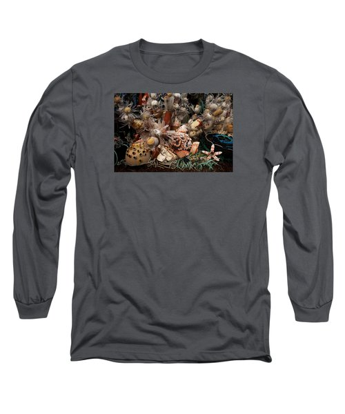 Art Of Recycling Long Sleeve T-Shirt by Ivete Basso Photography