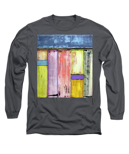 Art Print Abstract 47 Long Sleeve T-Shirt