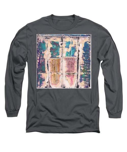 Art Print Square 8 Long Sleeve T-Shirt