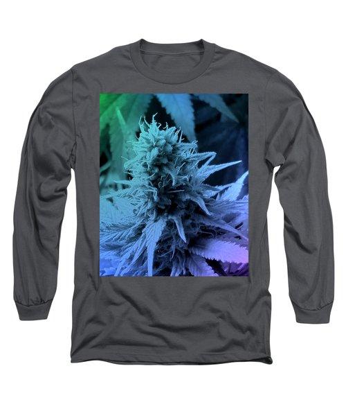 Artful Oasis Macro Abstract 112216.5 Long Sleeve T-Shirt
