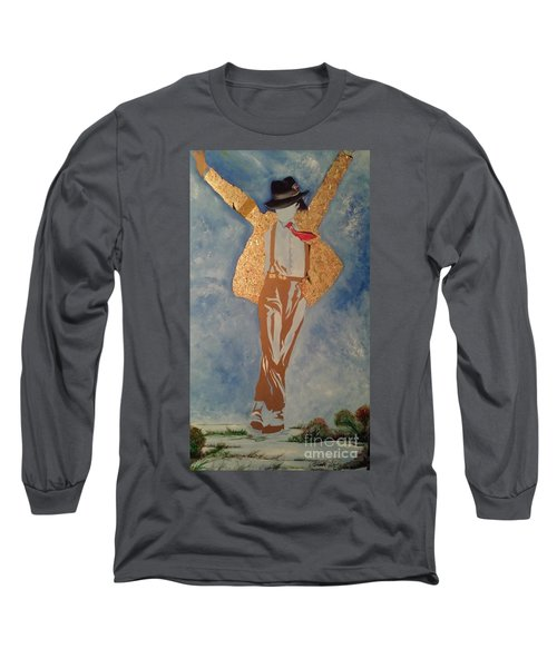 Artist Long Sleeve T-Shirt by Dr Frederick Glover