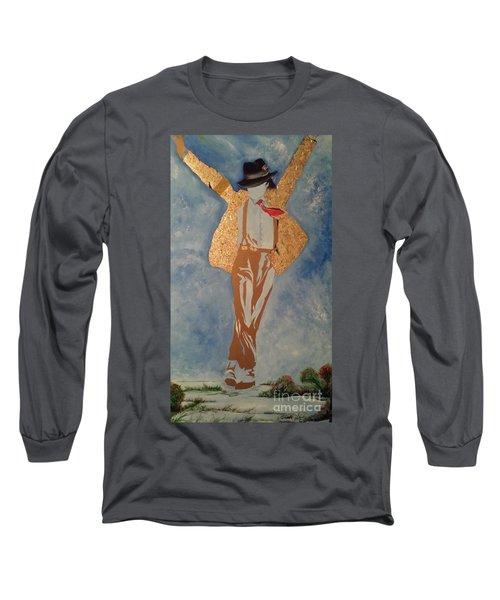 Artist Long Sleeve T-Shirt