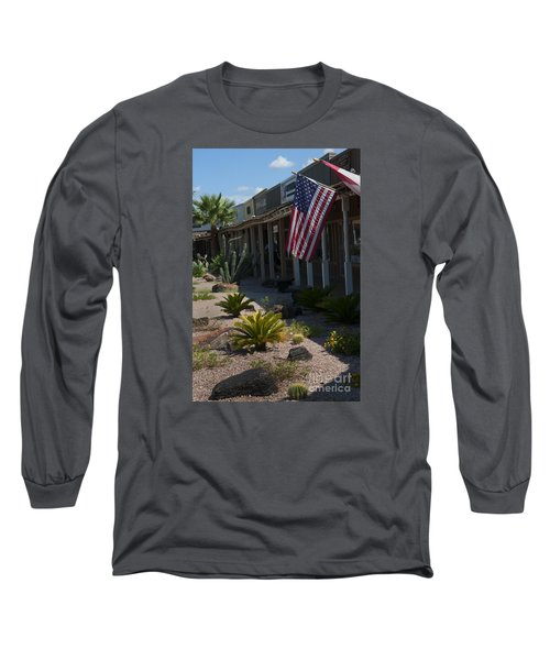 Cactus Amongst The Art Long Sleeve T-Shirt