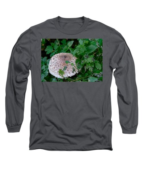 Artistic Parasol Mushroom 1 Long Sleeve T-Shirt