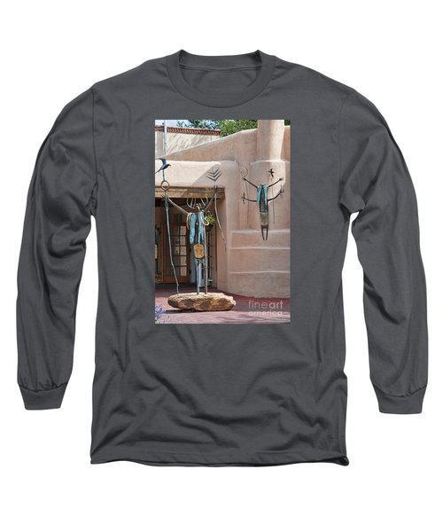 Artistic Santa Fe Long Sleeve T-Shirt
