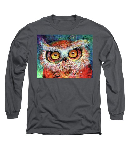 Artprize Hoot #1 Long Sleeve T-Shirt