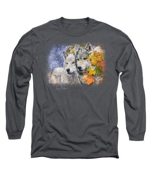 Early Snowfall Long Sleeve T-Shirt