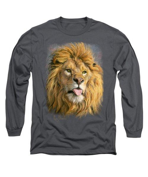 Silly Face Long Sleeve T-Shirt