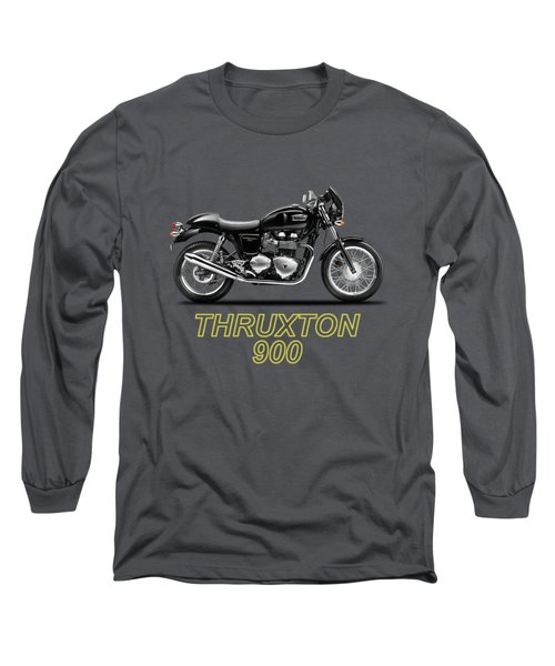 Triumph Thruxton Long Sleeve T-Shirt