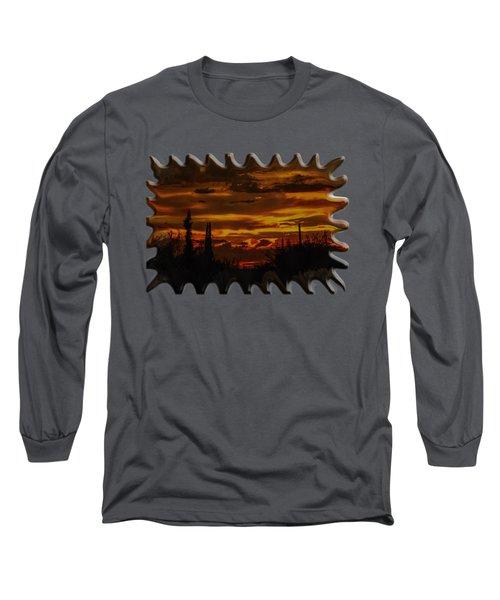 Sunset No.16 Long Sleeve T-Shirt