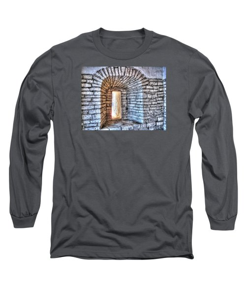 Yury Bashkin Old Window Long Sleeve T-Shirt