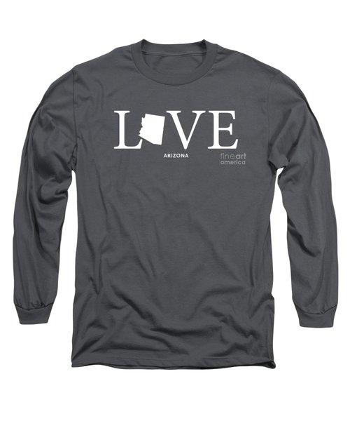 Az Love Long Sleeve T-Shirt by Nancy Ingersoll