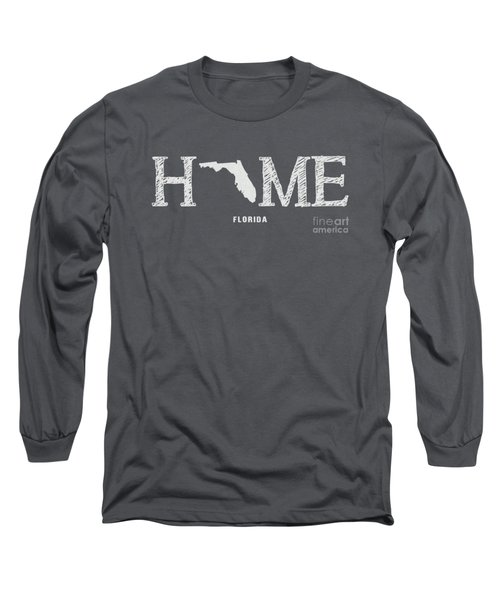 Fl Home Long Sleeve T-Shirt by Nancy Ingersoll