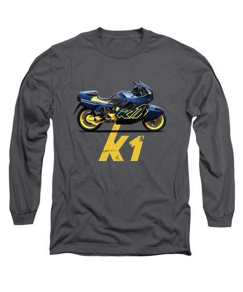 The K1 Motorcycle Long Sleeve T-Shirt