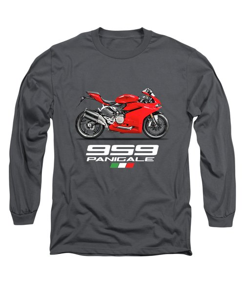 Ducati Panigale 959 Long Sleeve T-Shirt