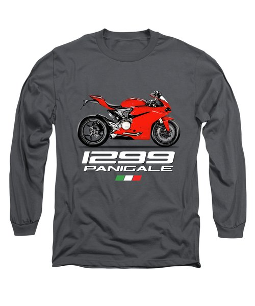 Ducati Panigale 1299 Long Sleeve T-Shirt
