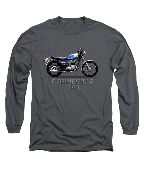 Bonneville T140 1979 Long Sleeve T-Shirt
