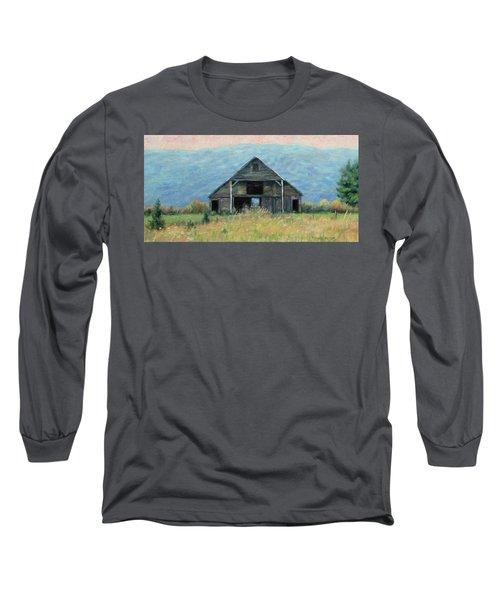 Still Standing Long Sleeve T-Shirt by Bonnie Mason