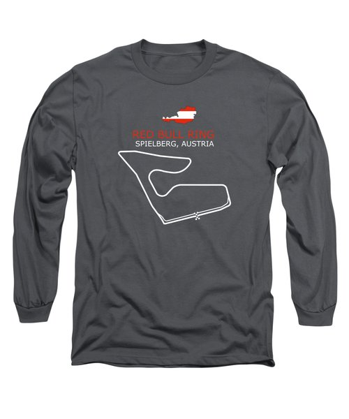 The Red Bull Ring Long Sleeve T-Shirt