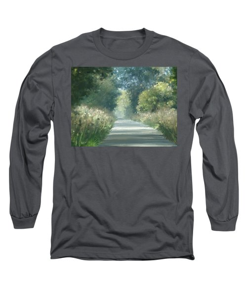 The Road Back Home Long Sleeve T-Shirt