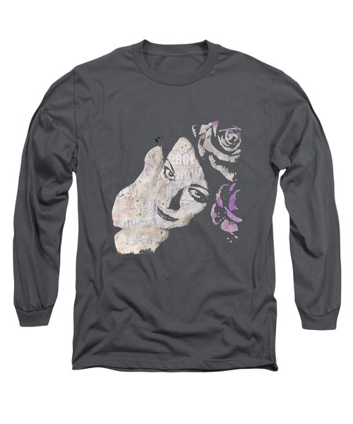 Sick On Sunday - Violet Long Sleeve T-Shirt
