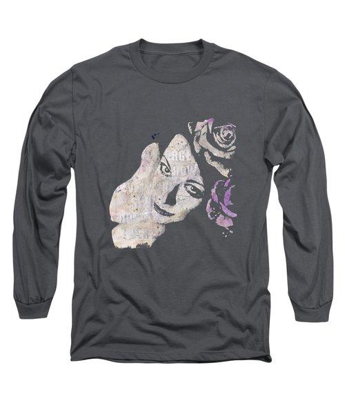 Sick On Sunday - Violet Long Sleeve T-Shirt