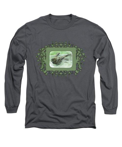 Morning Rituals Long Sleeve T-Shirt
