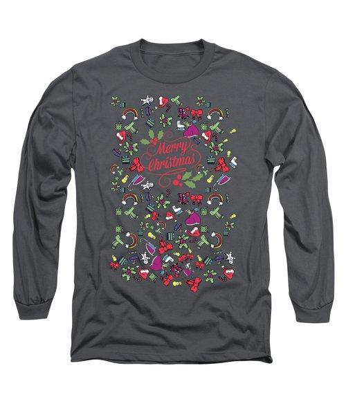 Happy Holiday  Long Sleeve T-Shirt