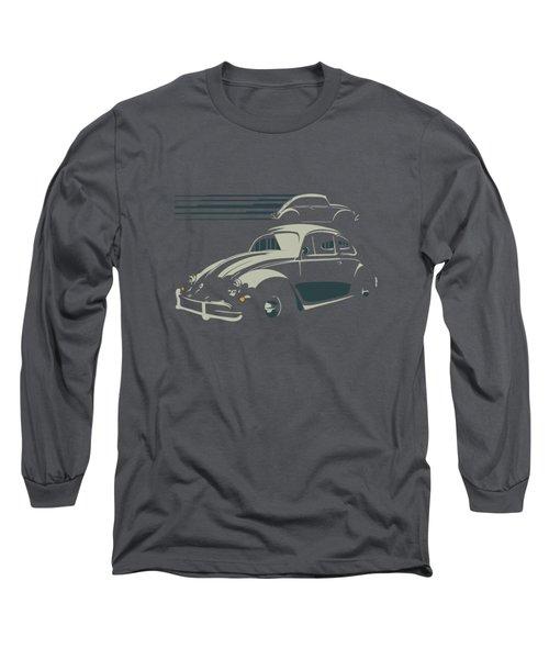 Vw Beatle Long Sleeve T-Shirt